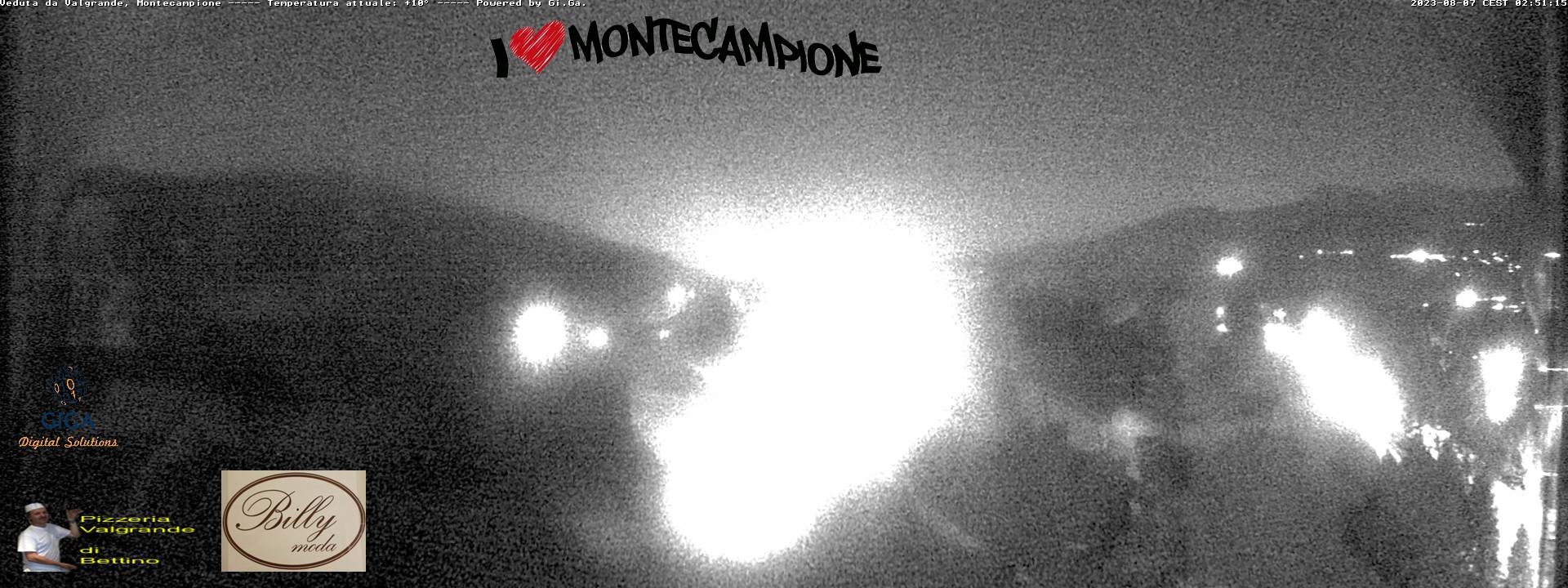 Webcam Montecampione